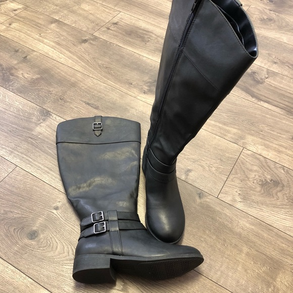 Payless Shoes | Wide Calf Boots | Poshmark